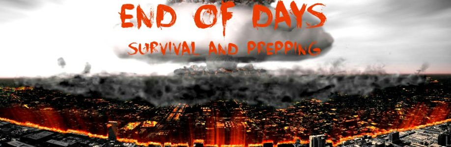 End of Days Survival and Preppin Cover Image