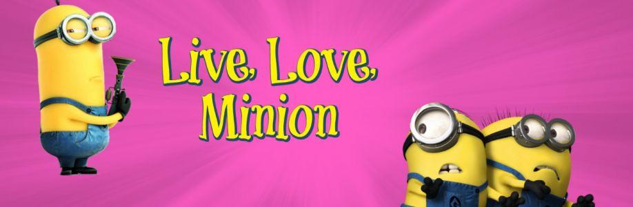 Live, Love Minions Cover Image