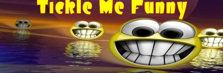 Tickle Me Funny Cover Image