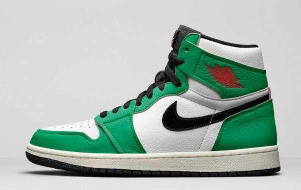 Where to Buy Cheap Air Jordan 1 High OG Lucky Green ?