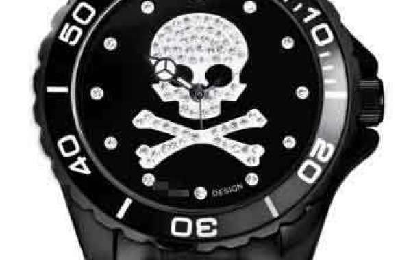 Shopping Hot Fashion Custom Green Watch Dial
