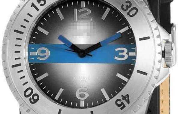 Customize Comfortable Silver Watch Face