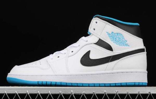 The Air Jordan 1 Mid Laser Blue Gets a Release Date