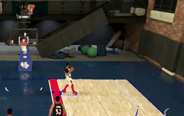 The NBA 2K21 current-generation demonstration premiered