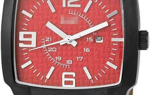 Customize Hot Designer Blue Watch Dial