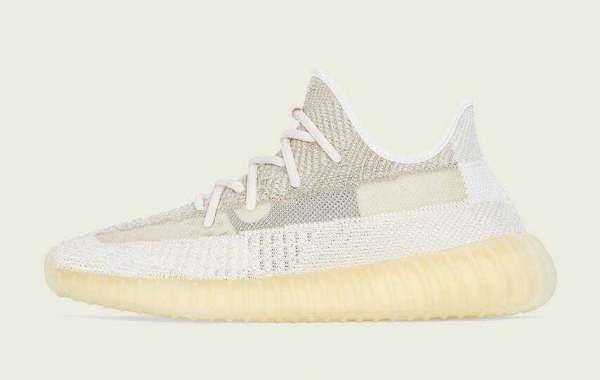 adidas Yeezy Boost 350 V2 Natural Set to Arrive on October 24, 2020