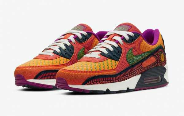 """Nike Air Max 90 """"Day of the Dead"""" to Release on October 27, 2020"""
