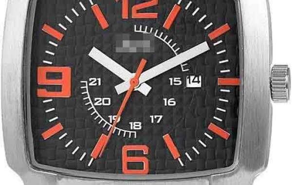 Customize High Fashion Silver Watch Dial